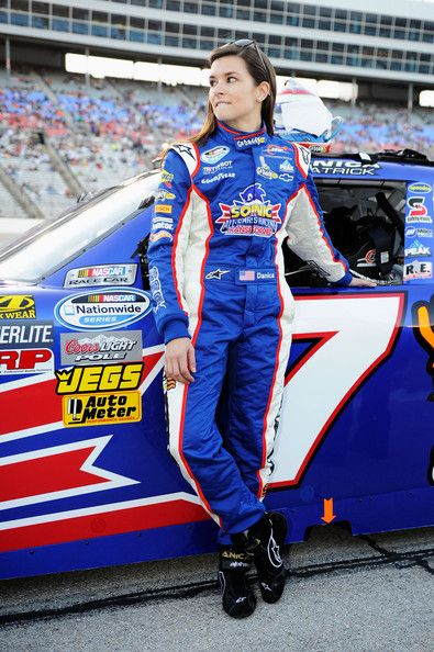 Danica Patrick at Texas Motor Speedway