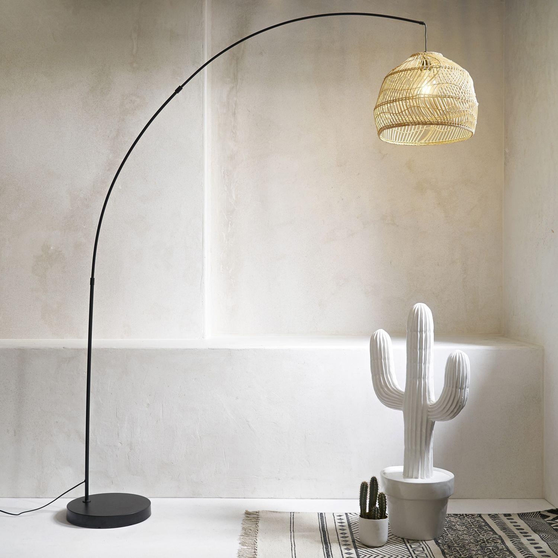Floor Tripod Lamps Rattan Floor Lamp Natural Floor Lamps