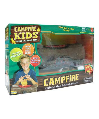 Campfire Kids Insect Lore
