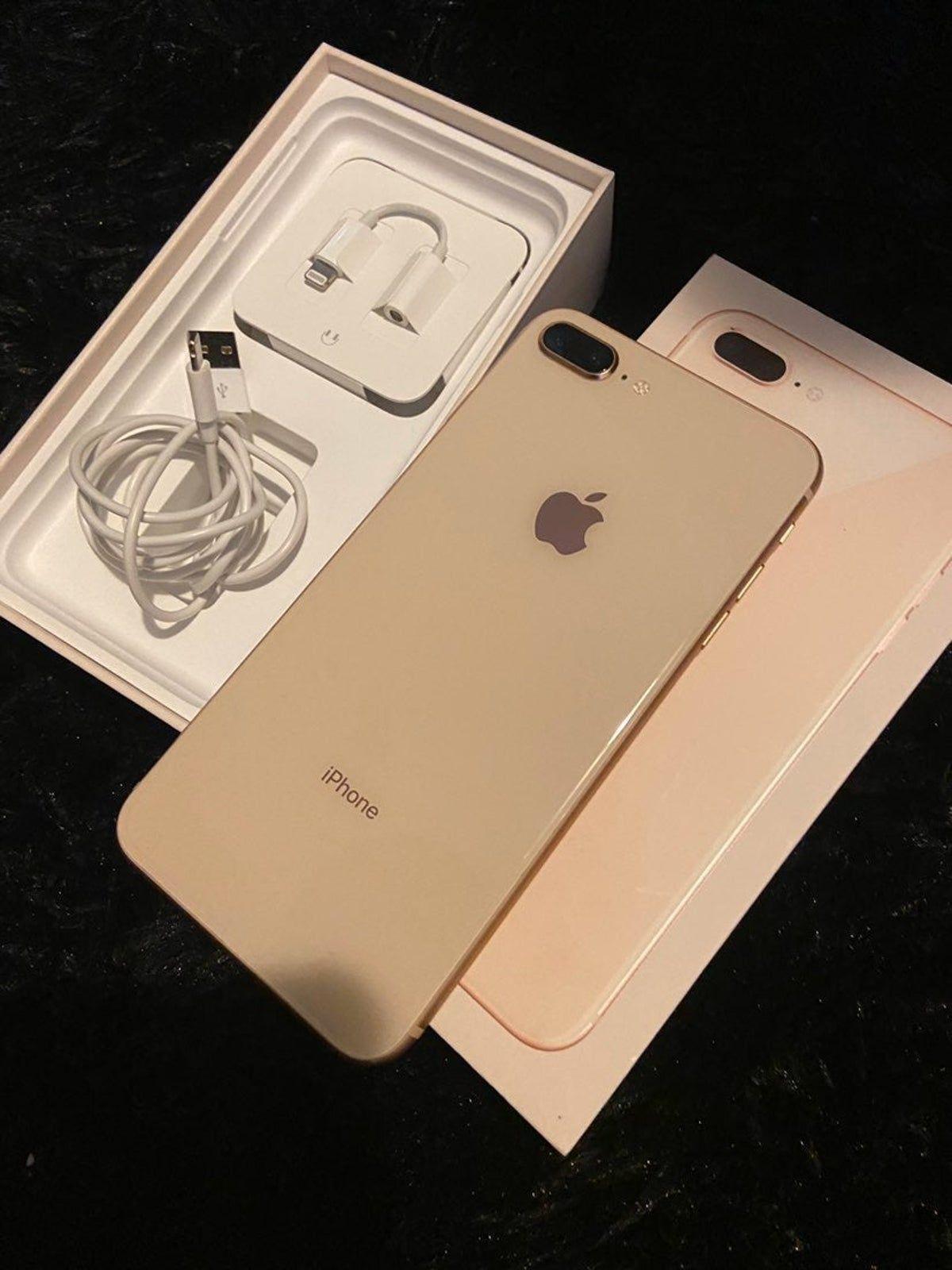 Iphone 8 Plus Gold 64 Gb Sprint In 2020 Iphone Iphone 8 Plus Apple Phone Case