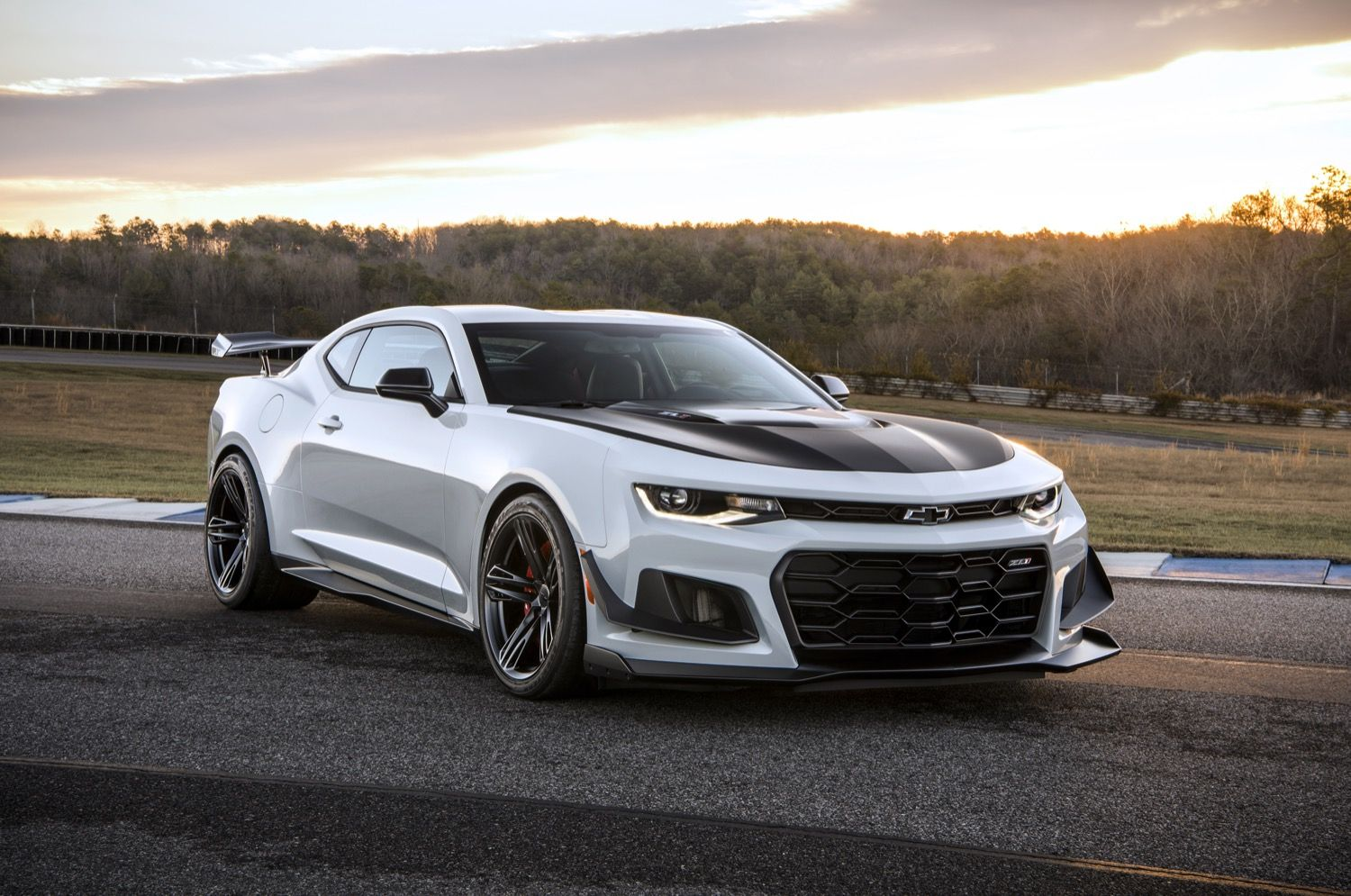 The New Ultimate Track Ready Chevrolet Camaro