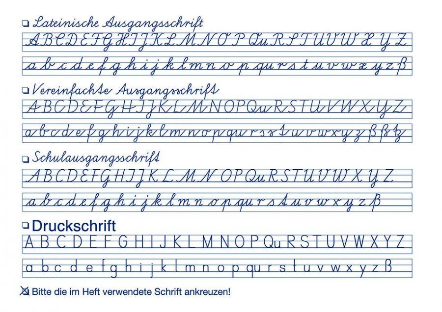 Buchstaben Grundschule   Schule / Школа   Pinterest   Grundschulen ...