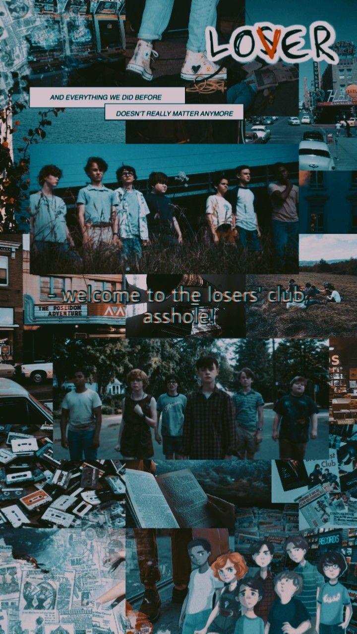 Losers Club IT Wallpaper Scary wallpaper, Stranger