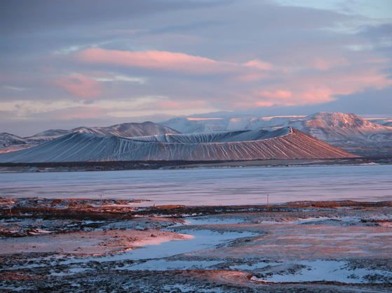 Mývatn - Hverfjall, Iceland
