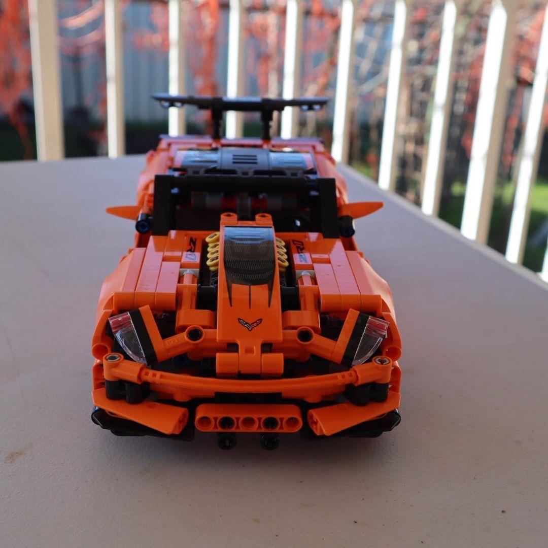 Canon Eosm50 Mirrorless Lego Technic Legotechnic Corvette Zr1 Chevy Canonphotography Filmisdead Wecool Wecanon Lego Technic Jeep Gladiator Chevy