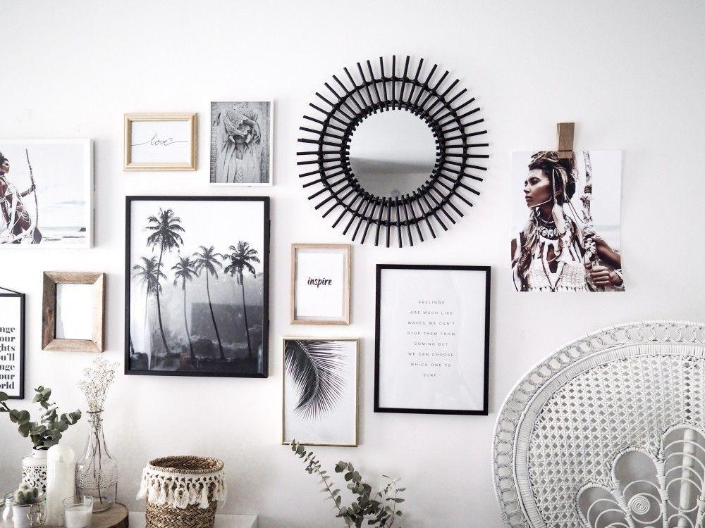 d corer son salon boh me comme junesixtyfive deco inspi. Black Bedroom Furniture Sets. Home Design Ideas