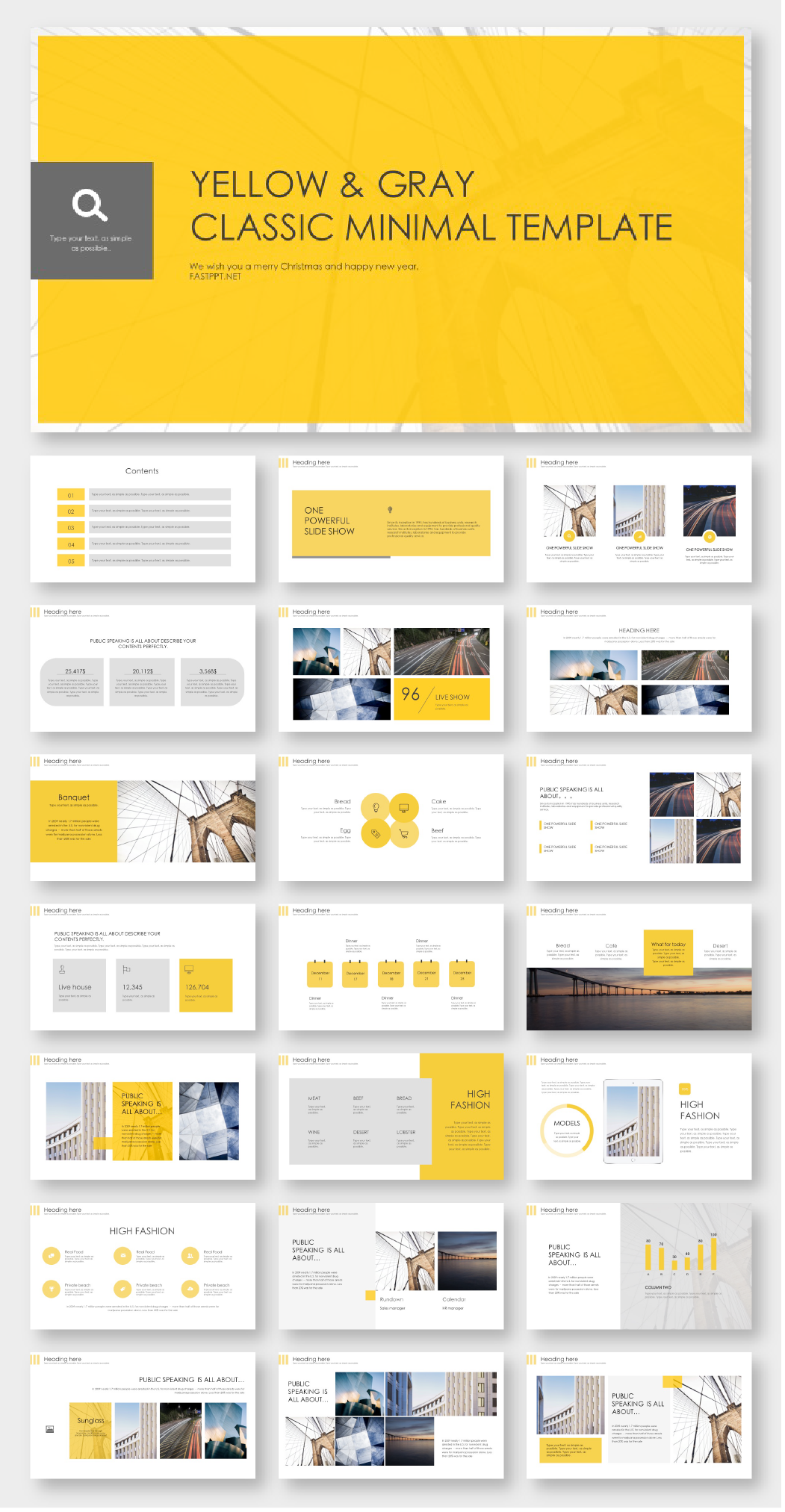 Cool Business & Company Introduction PowerPoint Template is part of Powerpoint design templates, Company profile design, Web layout design, Presentation design layout, Web design tutorials, Presentation design - Easy customizable contents  Editable charts  No Photoshop or other tools needed! Save Time  Drag & Drop Image  Image Placeholder  Easy to use! Beginner friendly!