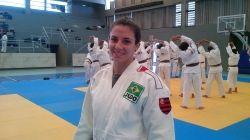 Bárbara Timo é convocada para Mundial de Judô
