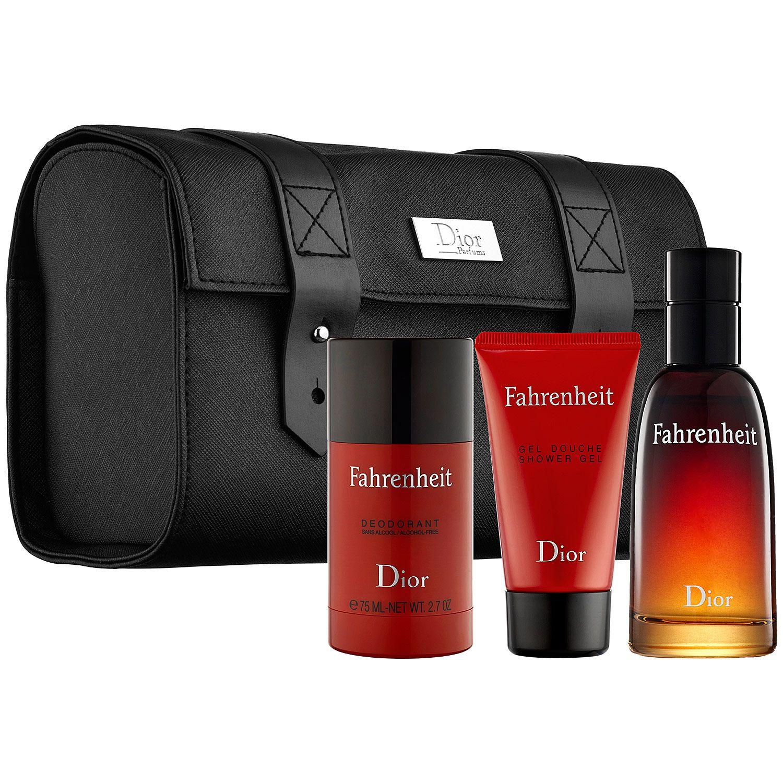 Dior Fahrenheit Gift Set Sephora gifts giftsforhim