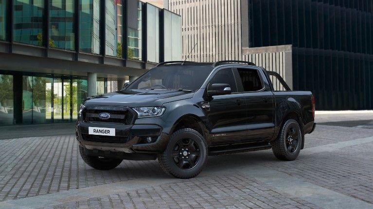 New Ranger Ford Ranger Ranger Black Edition