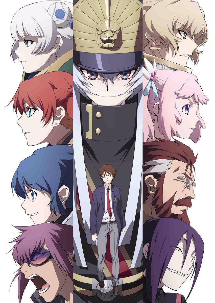 El Anime 'Recreators' tendrá un Manga spinoff en la