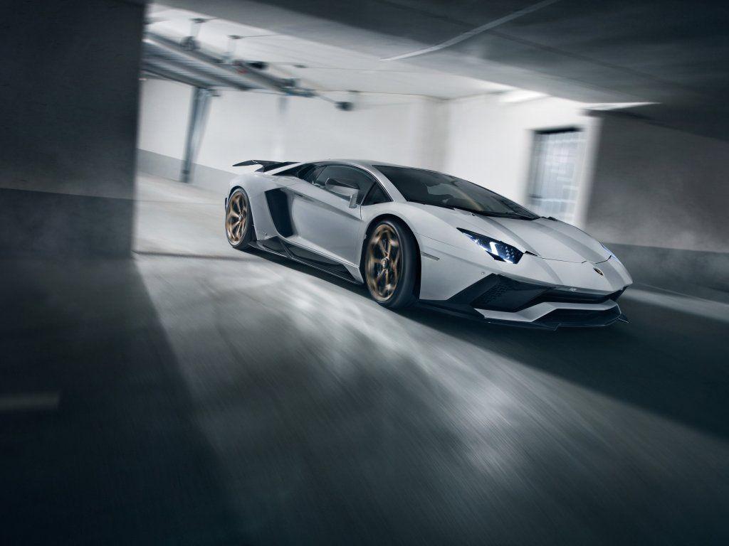 Lamborghini Aventador S By Novitec Torado 2018 Wallpaper