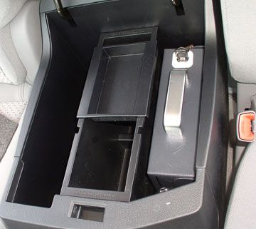 Vehicle Security Lock Box Cars
