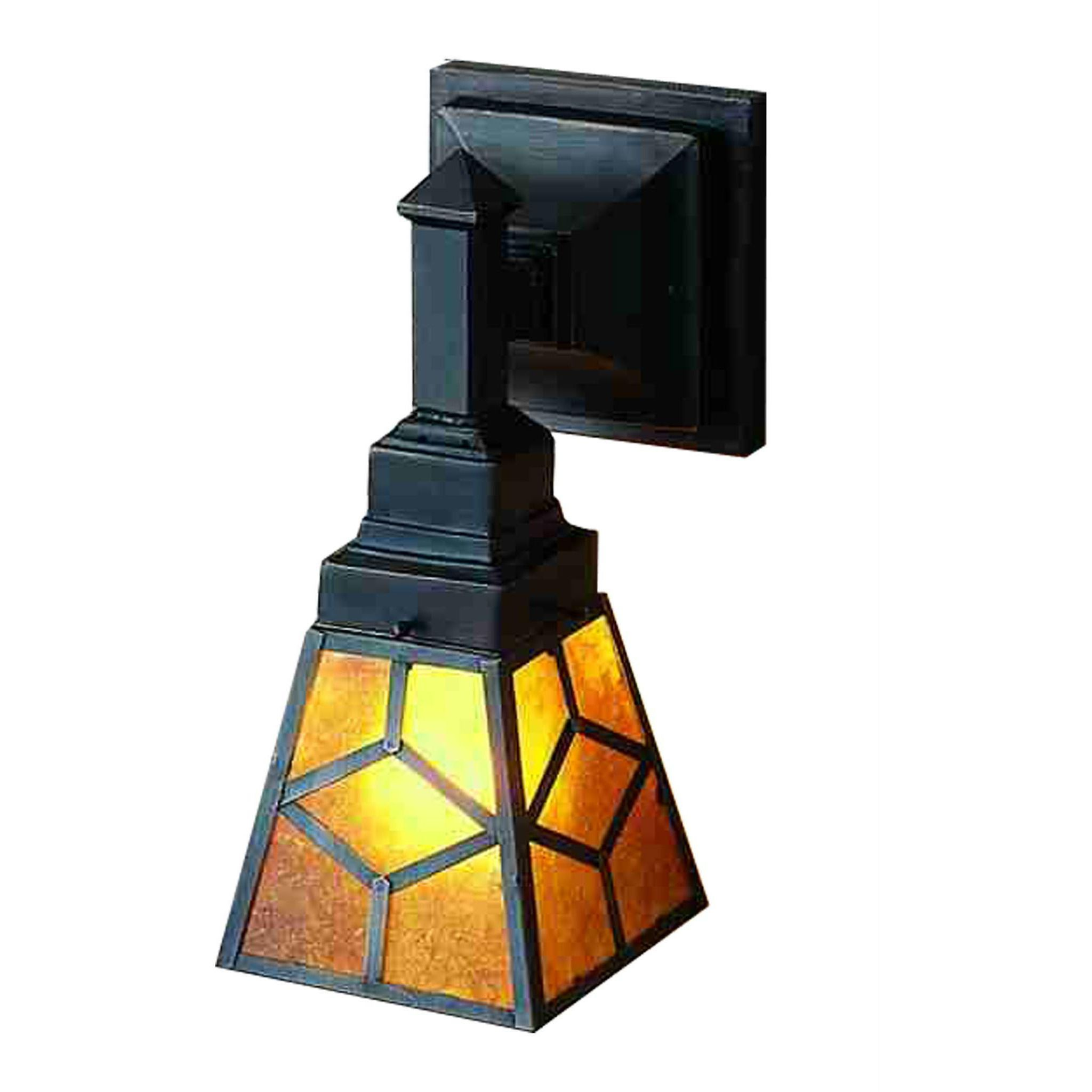 5 Inch W Diamond Mission Wall Sconce One Lighters Pinterest