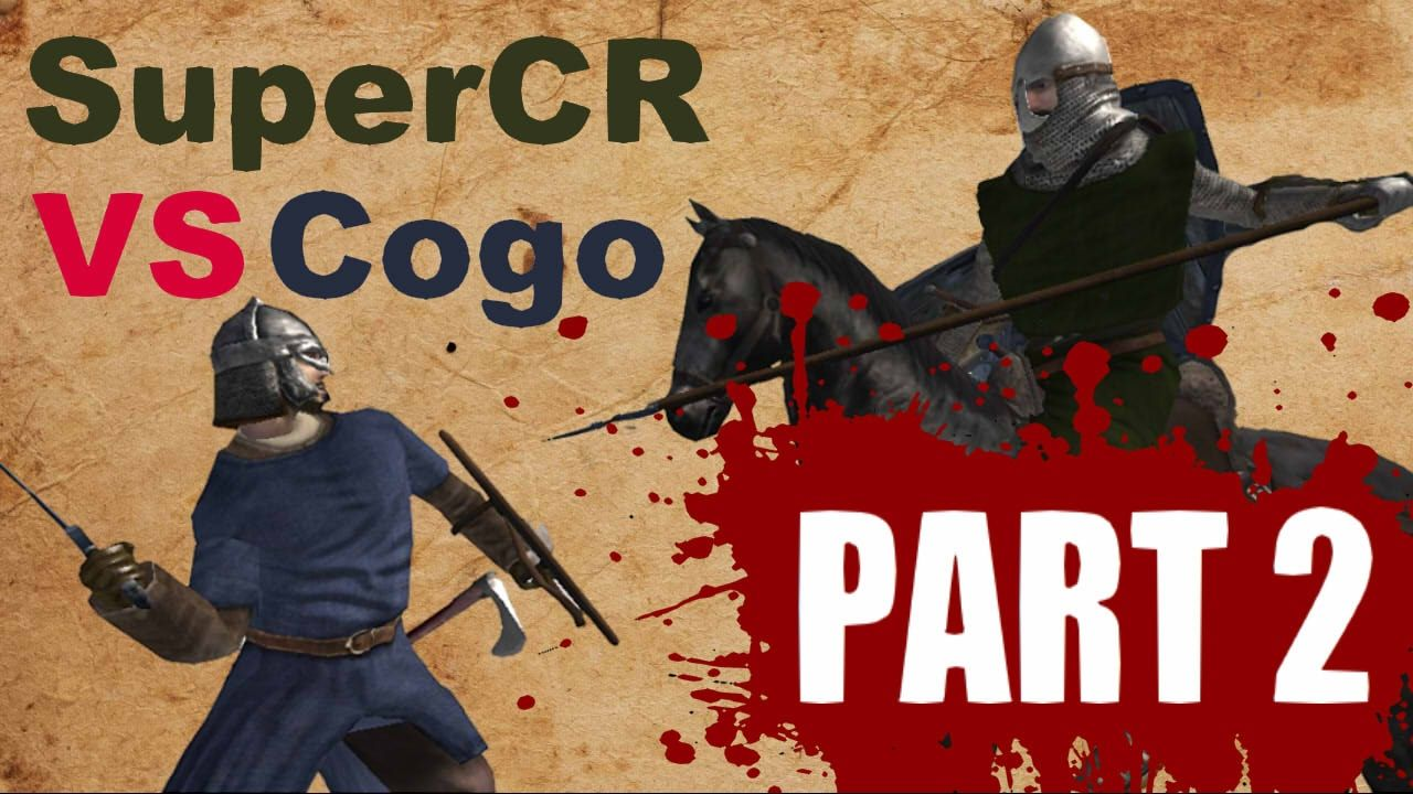 Treaty of Castle side & the hunt of Cogo - Mount & Blade Warband 2017