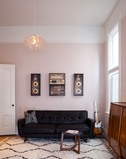 Paint Colors (All Benjamin Moore): Soft Satin 2164-60 svk-interior-design-capp-st-living-area