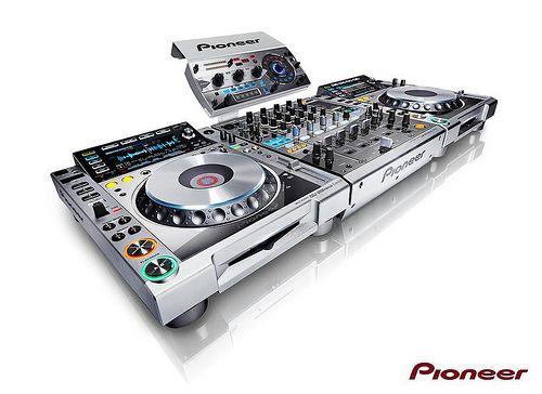 Pioneer DJM-900nexus Platinum Edition DJ Controller Drivers Windows XP