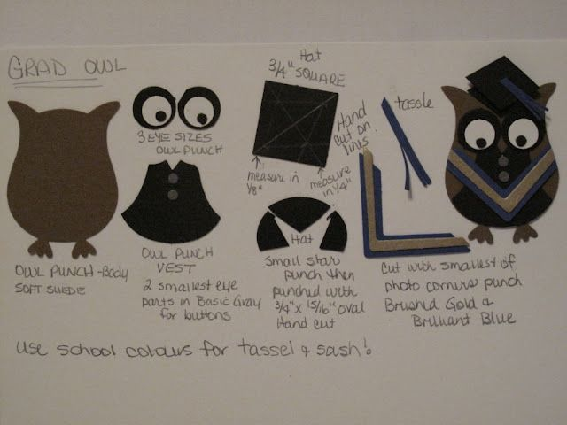 Photo of Owl Punchie – Grad Owl