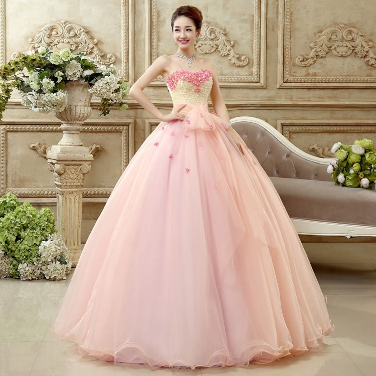 Hot Pink Quinceanera Dresses Ball Gown Sweetheart Off Shoulder ...