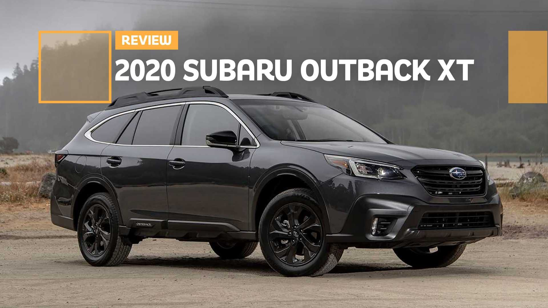 22 The 2020 Subaru Outback Interior Di 2020