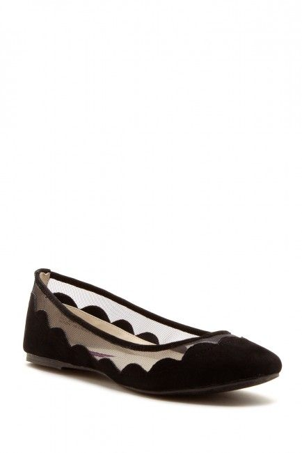 Mojo Moxy Satisfaction Ballet Flat