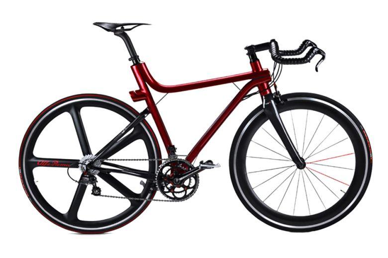 Picture of Alfa Romeo x Compagnia Ducale IFD 4C Carbon Fiber Road Bike