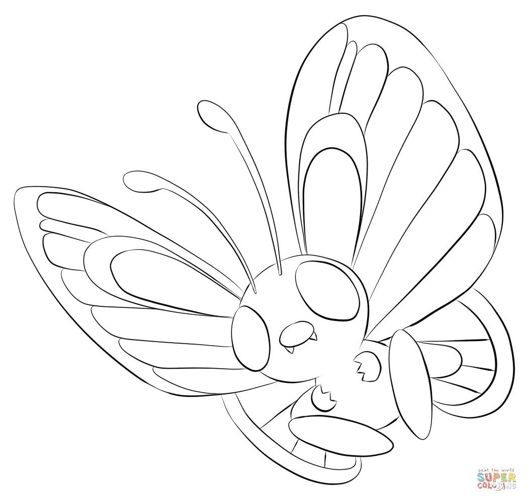 Coloring Pages By Drews Desigs Pokemon Coloring Pokemon