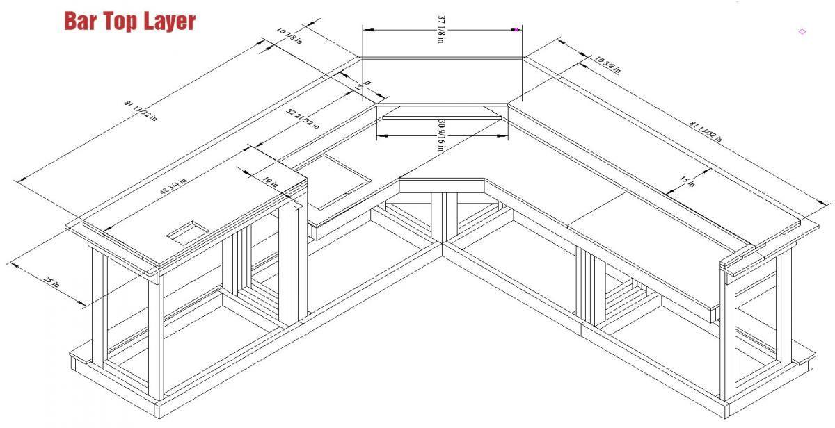 Printable Pdf Home Bar Designs Bar Plans Home Bar Designs Home