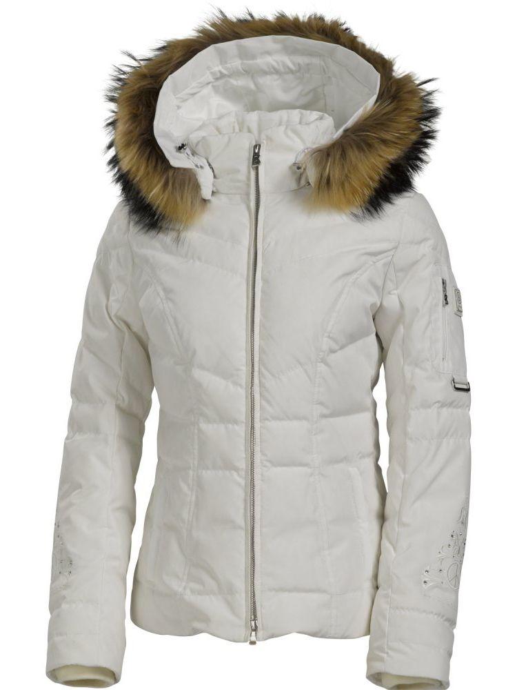 Bogner Women s Meena-D Jacket with Fur  c2fb05b2a