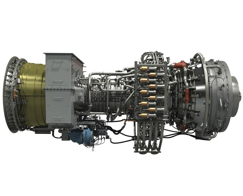 LM6000 DLE combustion aeroderivative gas turbines | PRIME