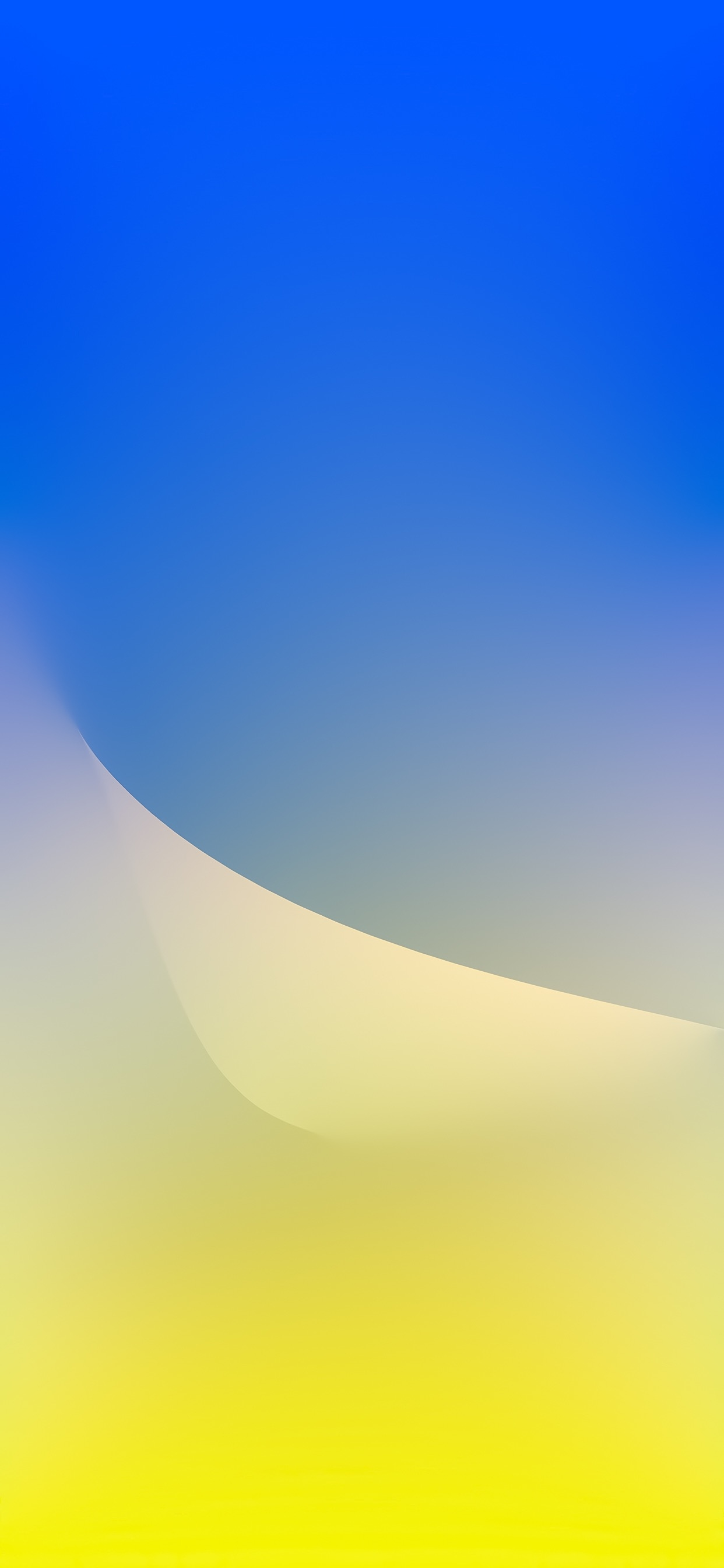 Blue Yellow By Ar72014 On Twitter Galaxy Phone Wallpaper Xiaomi Wallpapers Abstract Iphone Wallpaper