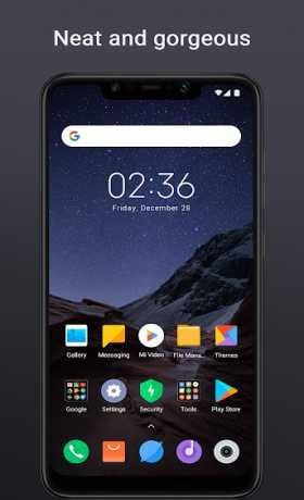 POCO Launcher 2.6.0.3 Apk for android Google play, Game