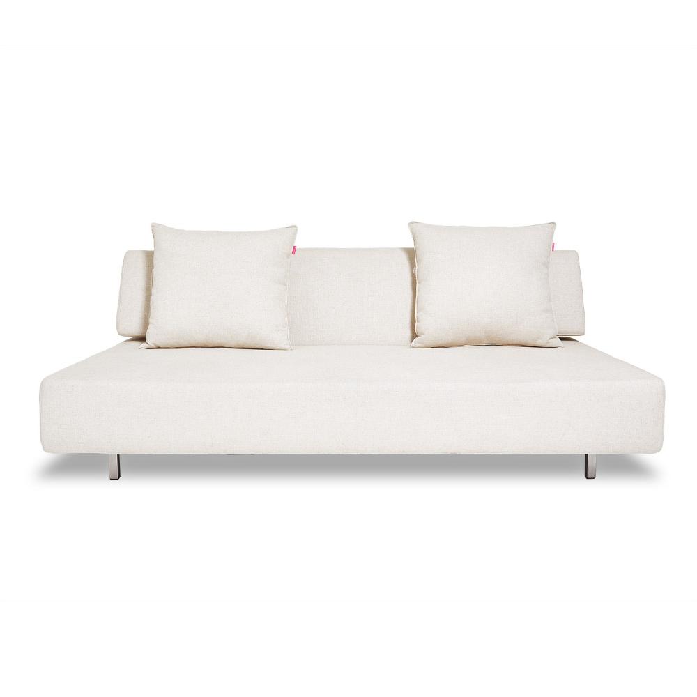 Peachy Crashpad Convertible Sleeper Lounger Natural Abc Carpet Lamtechconsult Wood Chair Design Ideas Lamtechconsultcom