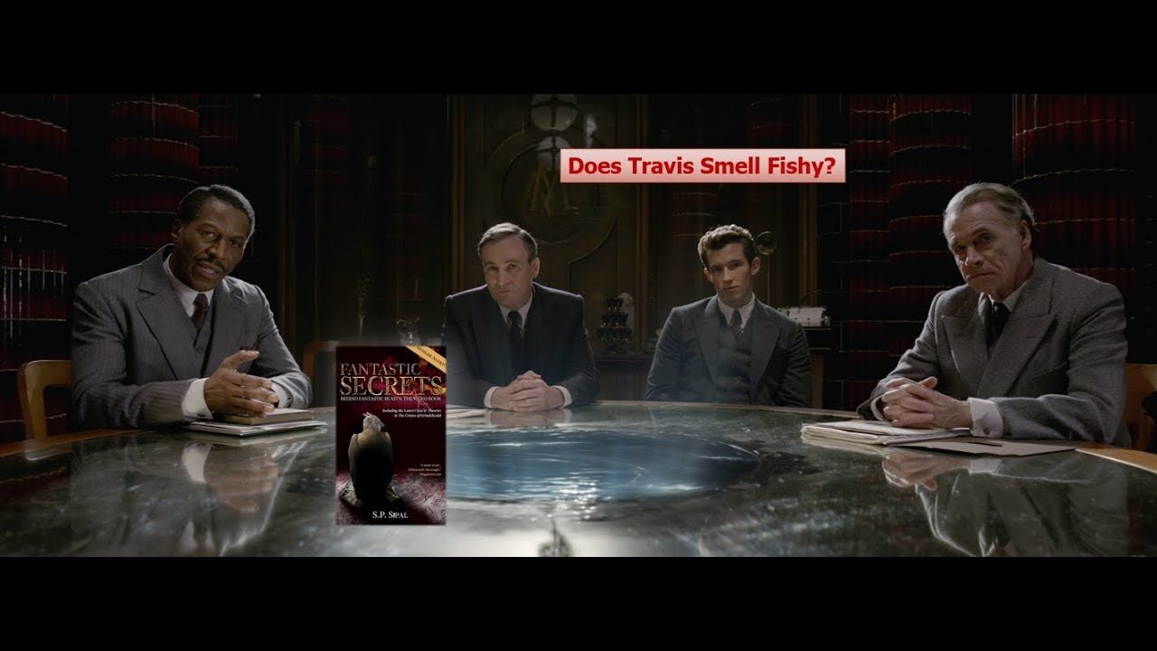 Does Grindelwald Have An Inside Man At The Ministry Of Magic In The Crim Ministry Of Magic Inside Man Grindelwald
