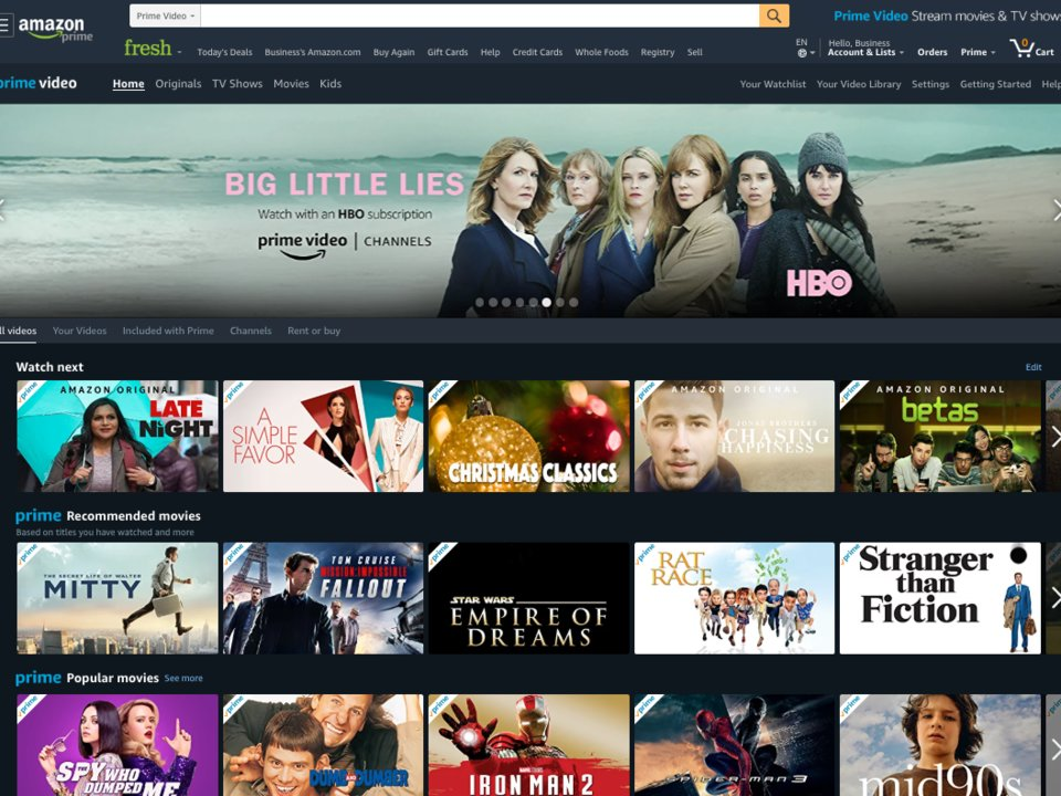 Amazon Prime Video Profiles How To Create And Manage In 2020