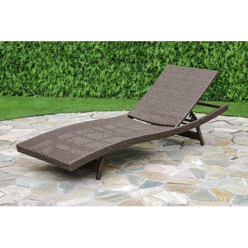 found it at wayfair bali chaise lounge balcony revamp patio rh pinterest com