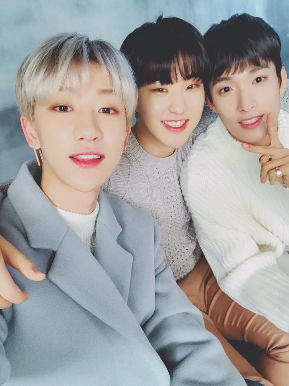 ∗ˈ‧₊° minghao + soonyoung + seokmin || svt ∗ˈ‧₊°