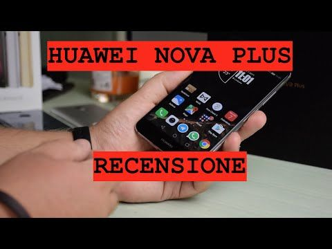 Videorecensione: #Recensione #Huawei #Nova Plus ITA (link: http://ift.tt/2cbl1lO )