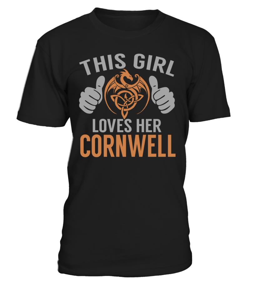This Girl Loves Her CORNWELL #Cornwell