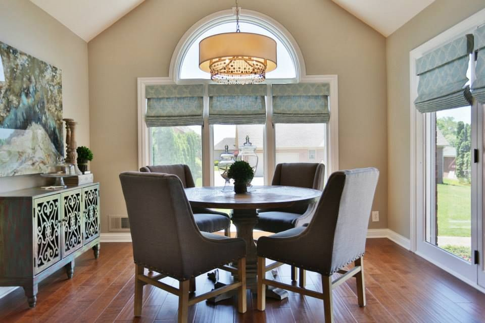 The Harper Pendant By Capital Lighting Fixture Company! Photo Credit To Set  The Stage. Www.capitallightingfixture.com
