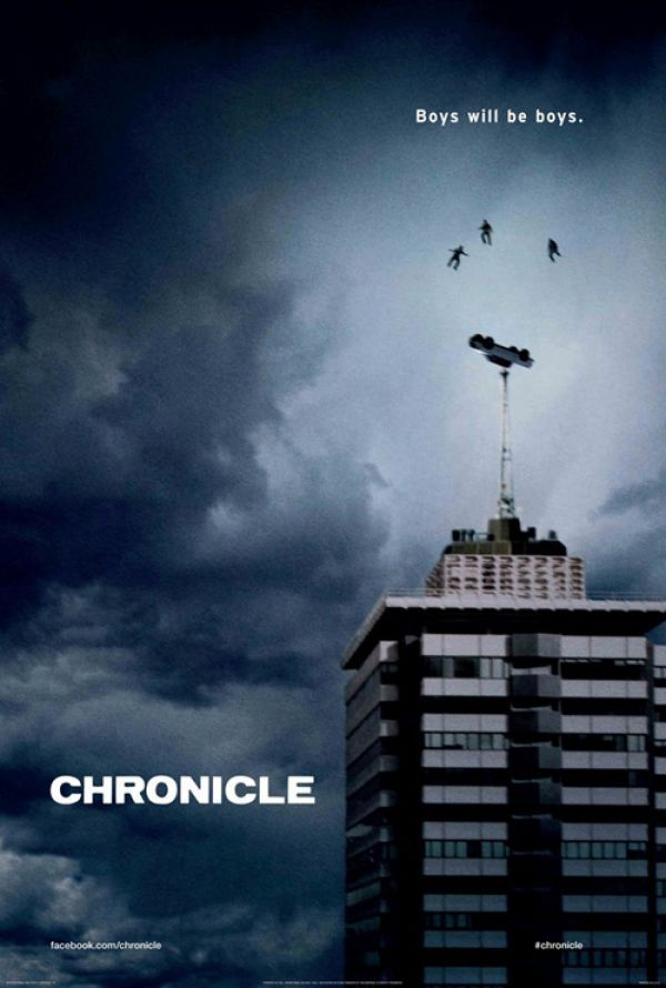 Chronicle 2012 Dread Central Movie Posters 2012 Movie Movie Trailers