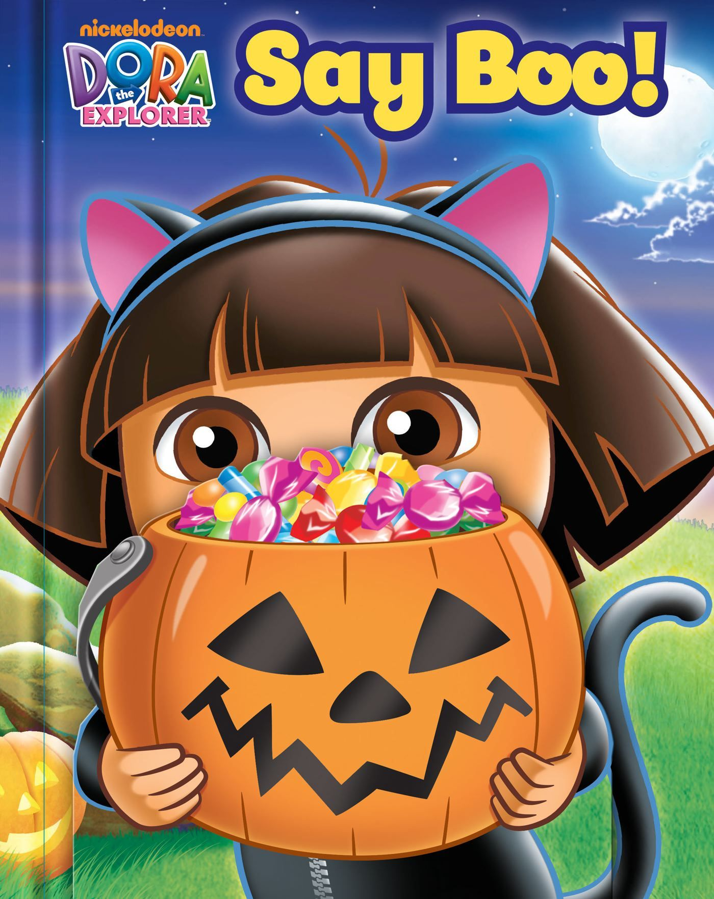 Beau Dora The Explorer Say Boo 9780794428570_hr (1400×. Fun CostumesHalloween  ...