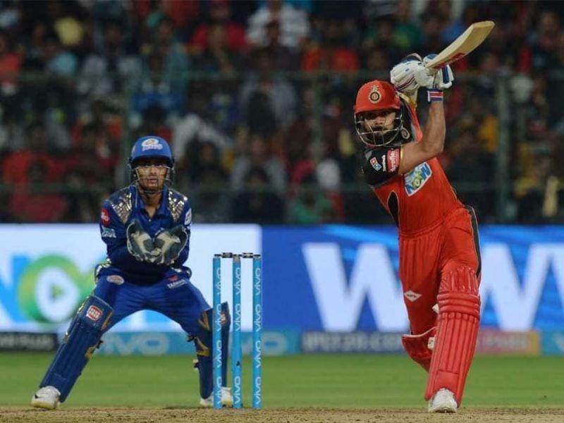 Virat Kohli Becomes The Second Batsman To Score 5000 Runs In Indian Premier League Cricket Streaming Live Cricket Streaming Premier League