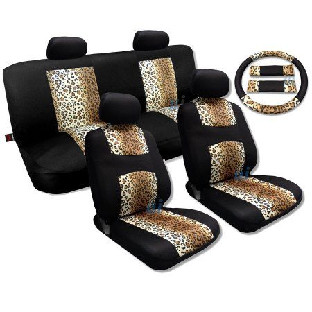 Wondrous Cool Fur Print Tan Leopard Black Knit Meanimal Print Seat Ocoug Best Dining Table And Chair Ideas Images Ocougorg