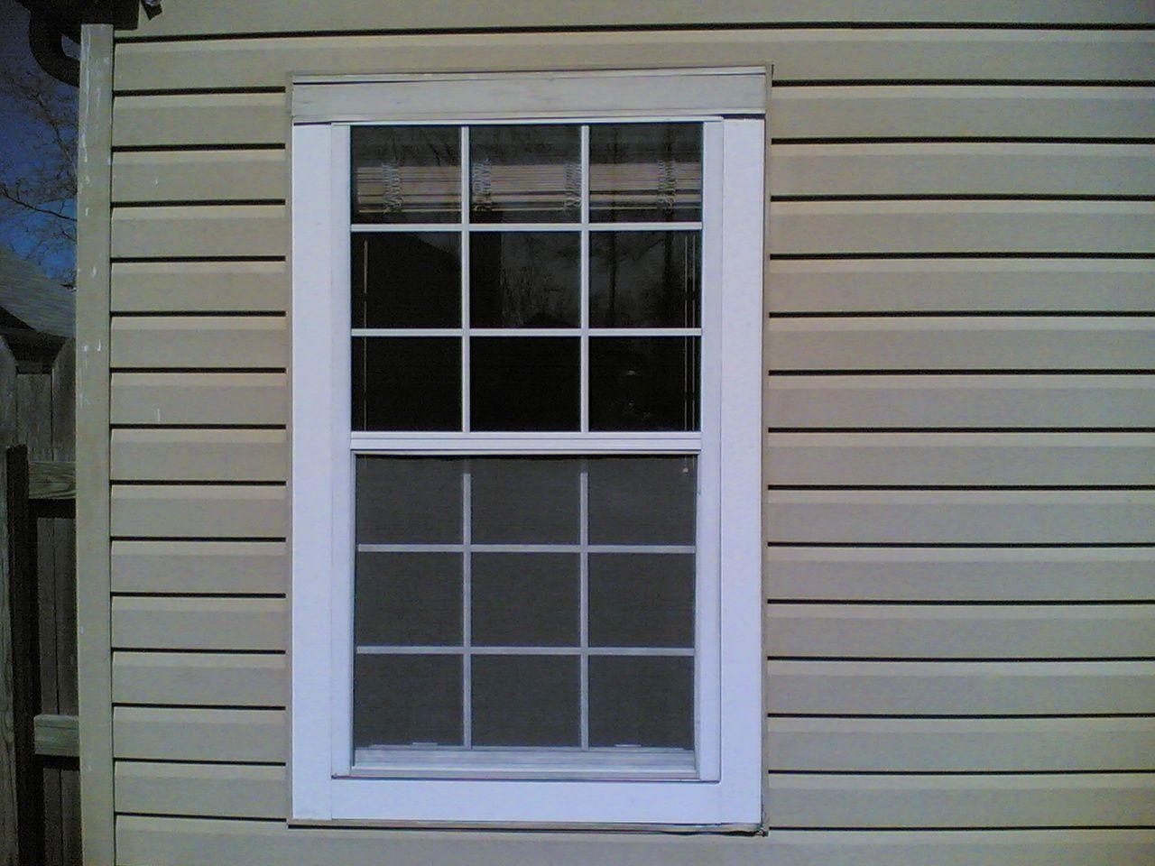 Exterior Vinyl Window And Door Trim | http://thefallguyediting.com ...
