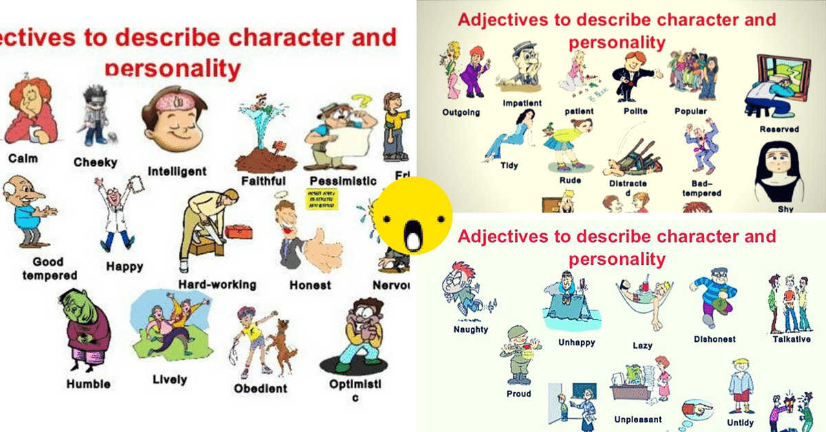 How to Describe Someone's Character and Personality in