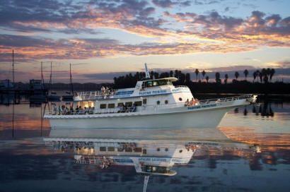 Daytona Beach Dinner Cruise Boat Dine