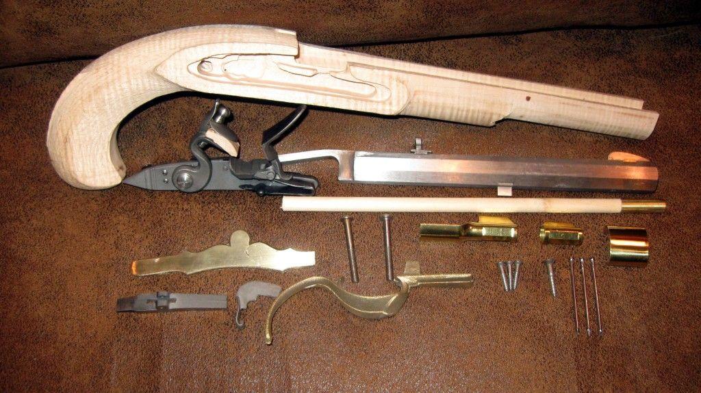 Colonial pistol 399 gunsmithing