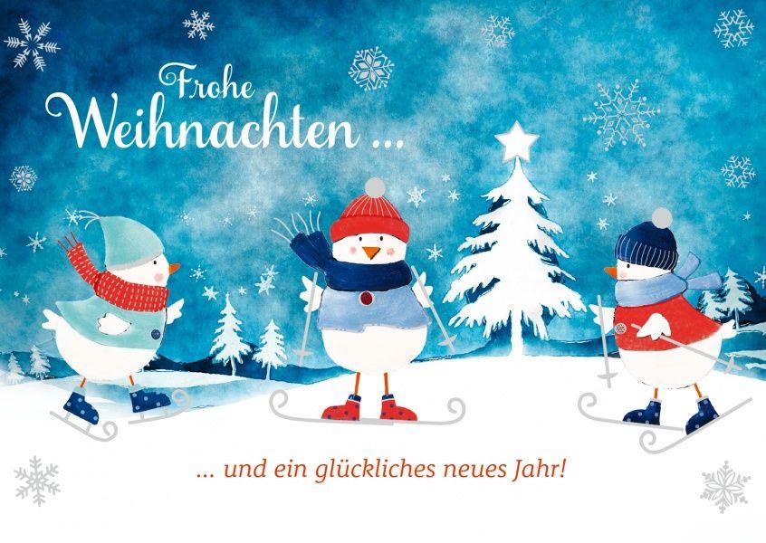 weihnachtlicher skiausflug ins neue jahr  weihnachten