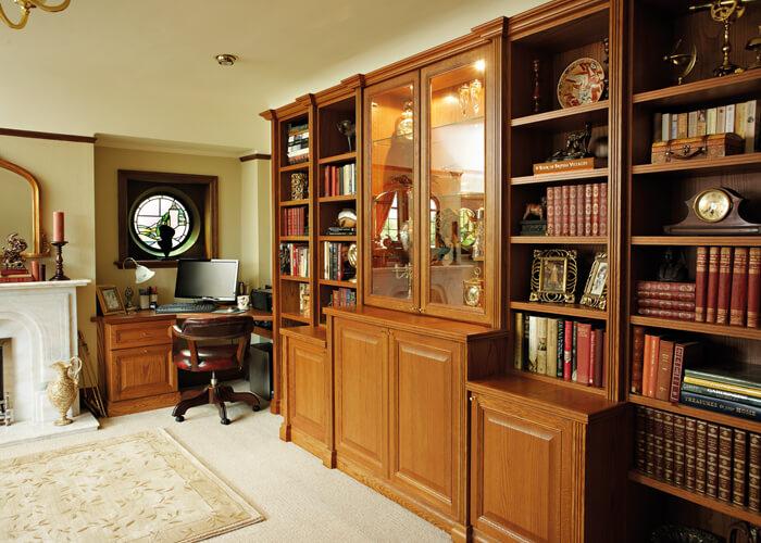 Bespoke Furniture Fitted Furniture Neville Johnson Home Library Rooms Library Furniture Home Library
